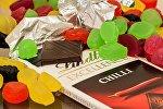Шоколад, конфеты, иллюстративное фото