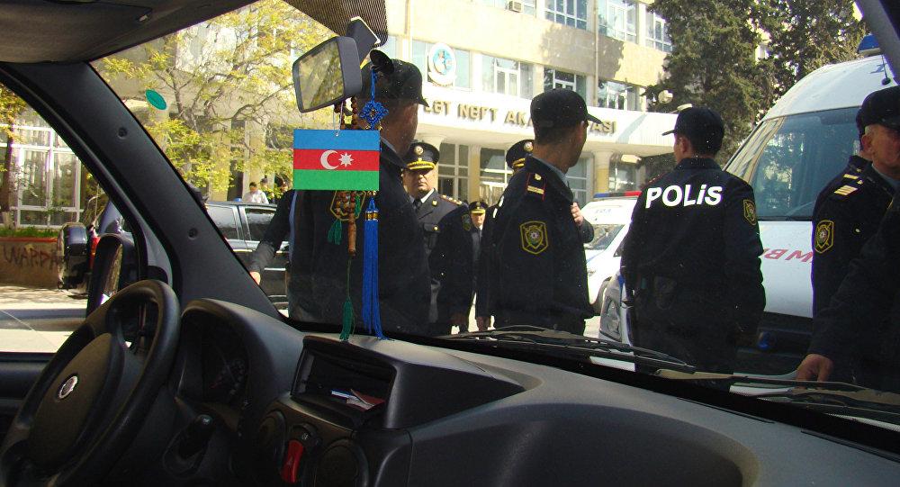 Әзербайжан полициясы