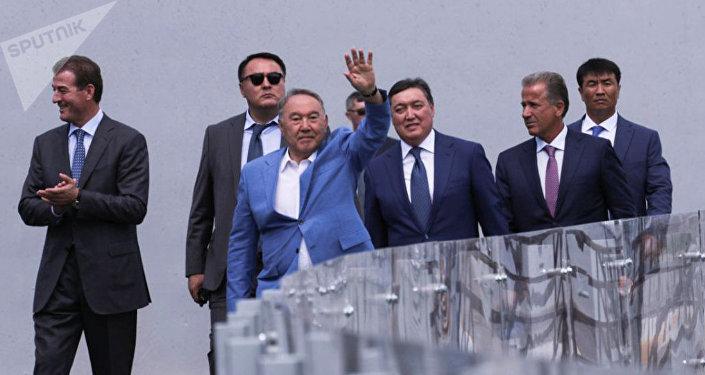 Нұрсұлтан Назарбаев халықаралық Бурабай шаңғы базасымен танысты