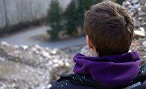 Подросток, иллюстративное фото