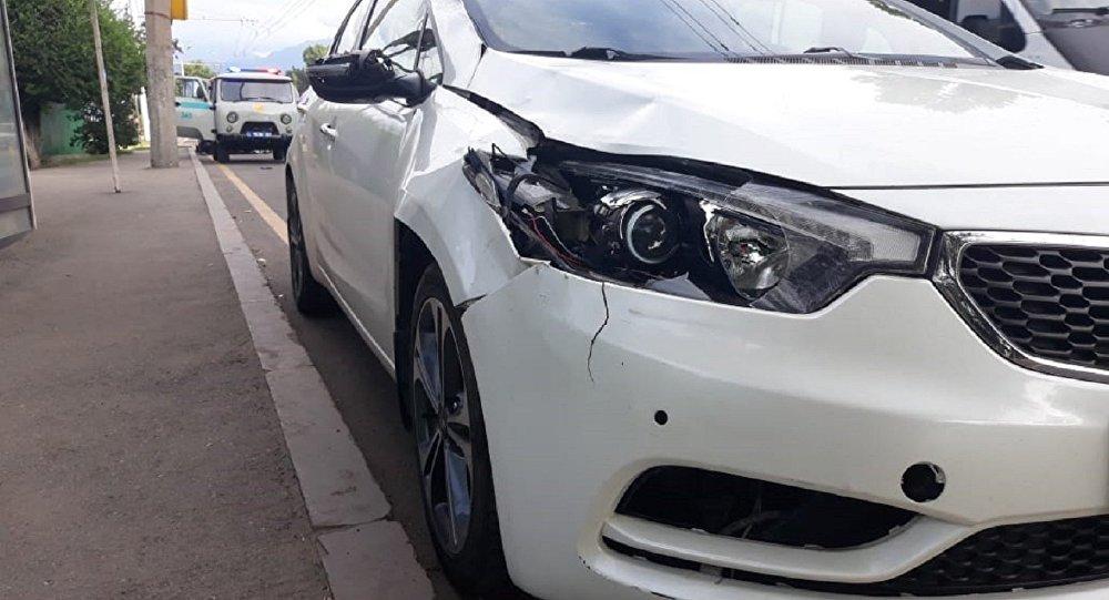 Смертельное ДТП на Саина: иномарка сбила женщину в Алматы