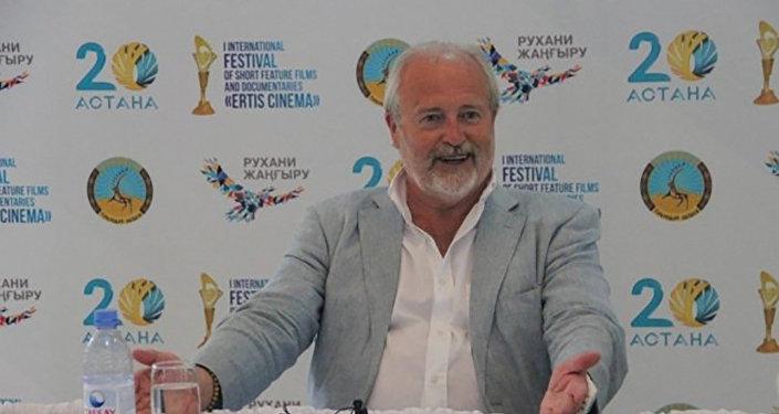 Российский кинорежиссер Владимир Хотиненко