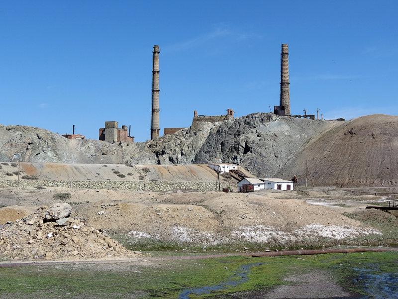 Город-завод Карсакпай