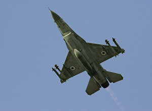 Самолет израильских ВВС, архивное фото