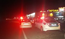 Парня насмерть сбили возле гипермаркета Арзан