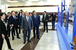 Совещание по вопросам социально-экономического развития Павлодарской области