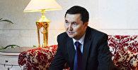 Руководитель РОО Контртеррористический комитет Аманжол Уразбаев