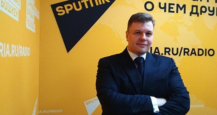 Политолог Сергей Судаков