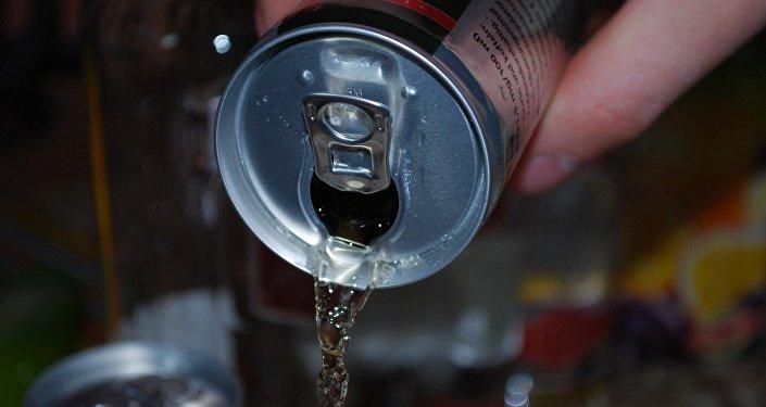 Энергетический напиток, иллюстративное фото