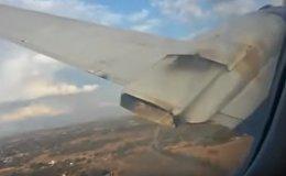 Самолет совершил жесткую посадку в ЮАР