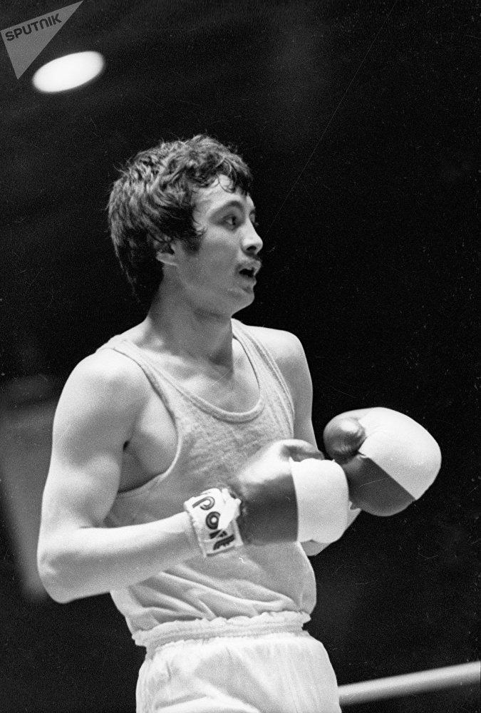 Боксер Серик Конакбаев