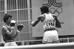 Серебряный призер Олимпиады-80 Серик Конакбаев
