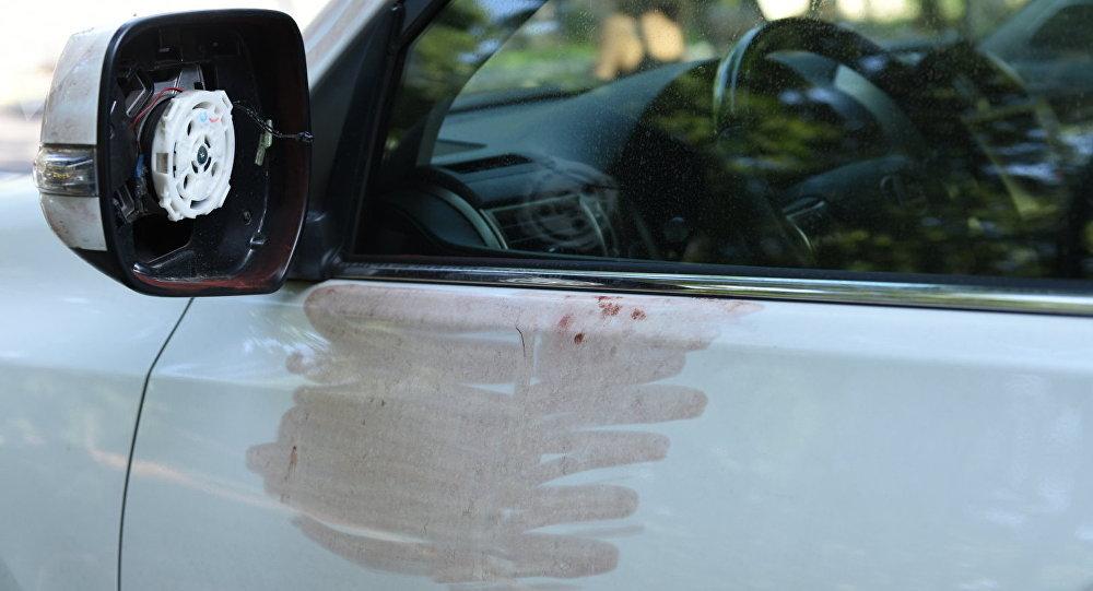 Там полицейские сидели в машине, они все видели, - адвокат семьи Дениса Тена