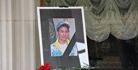Акция в память о фигуристе Денисе Тене