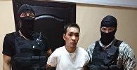 Арман Кудайбергенов, подозреваемый в убийстве Дениса Тена