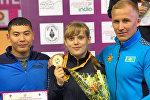 Ирина Кузнецова стала чемпионкой Азии по женской борьбе