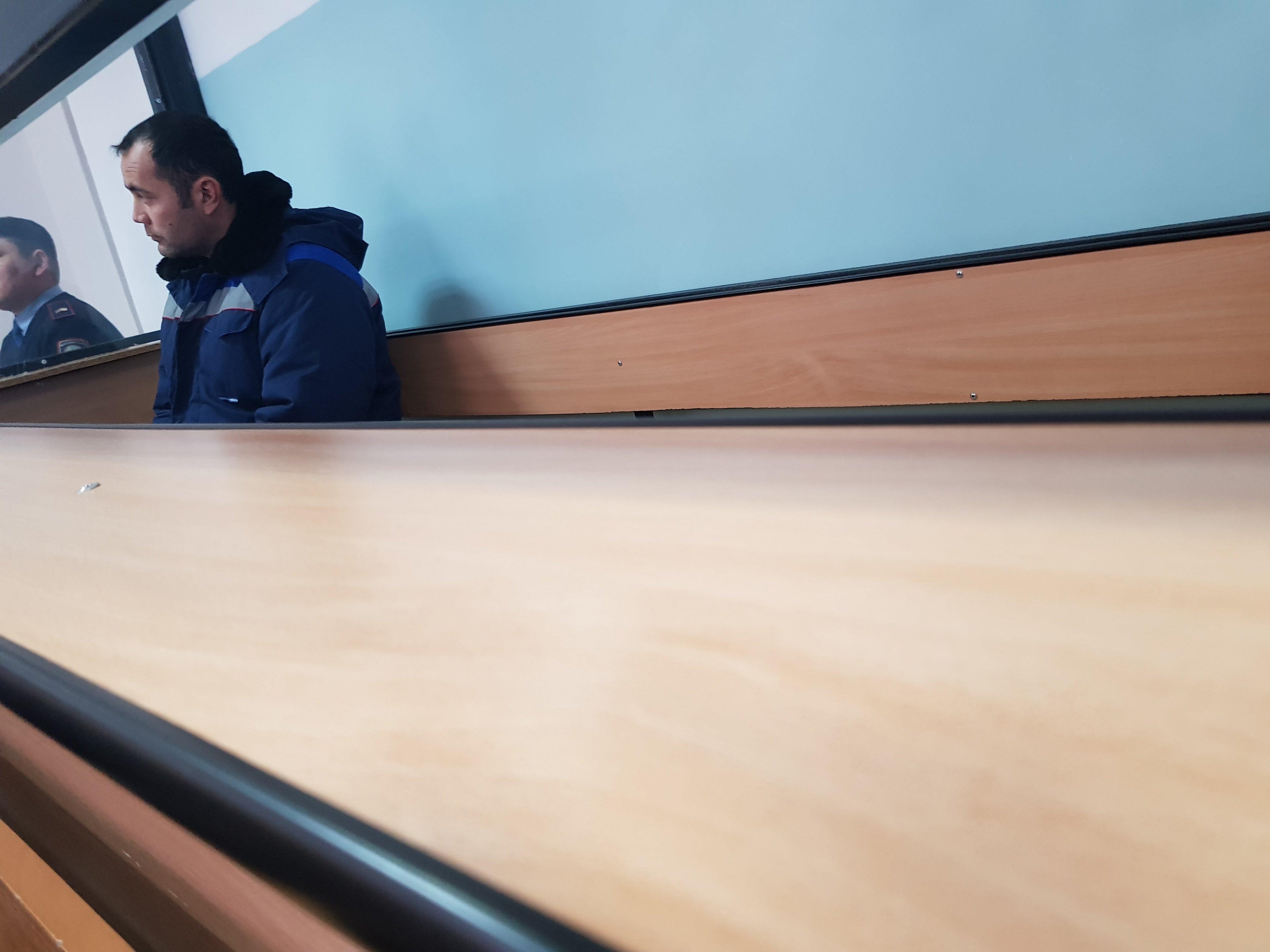 Максат Пернебеков тоже не признаёт вину в гибели 52 человек