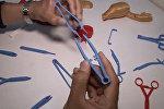 Напечатанные инструменты для хирургов