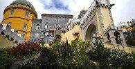 Дворец Пена в пригороде Лиссабона Синтре