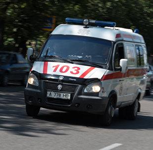 Автомобиль скорой помощи