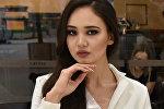 Участница конкурса Мисс СНГ из Казахстана Асем Есенгелдиева