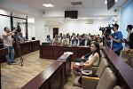 В специализированном межрайонном суде по уголовным делам проходит суд по делу Храпуновых