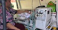 Отдыхавшая на Иссык-Куле казахстанка родила раньше срока