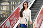 Красавицы штурмовали бутики Астаны – один день из жизни конкурсанток Мисс СНГ
