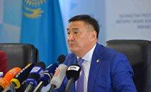 Заместитель генерального прокурора РК Марат Ахметжанов