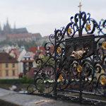 Чехия астанасы Прагадағы Карл көпірі