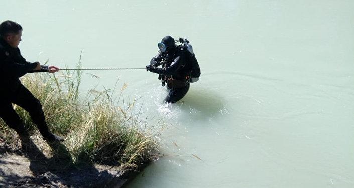 Үлкен Алматы арнасында суға кеткен әйелдің денесі табылды