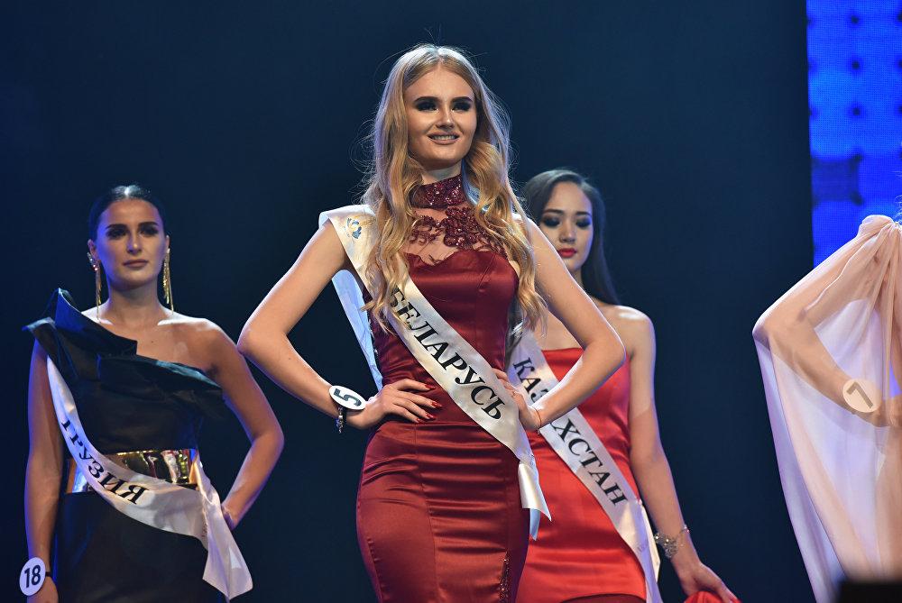 Финал конкурса красоты Мисс СНГ-2018
