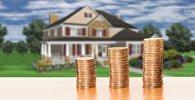 Монеты, недвижимость