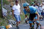 Велогонщик Astana Pro Team Омар Фраиле