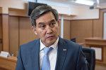 Председатель Алматинского городского суда Нургазы Абдиканов