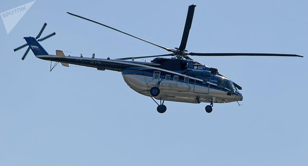 Вертолет Ми-171, архивное фото