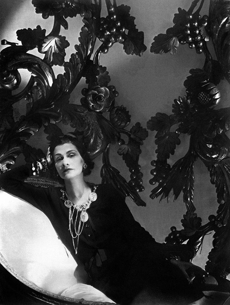 Әйгілі француз модельері Коко Шанель