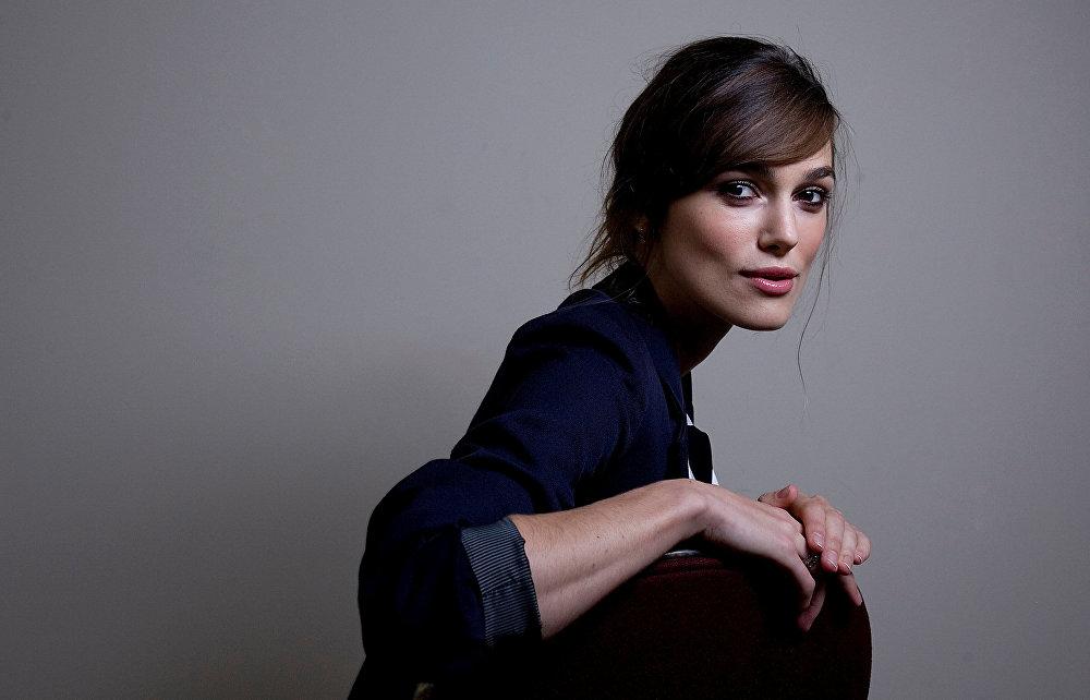 Актриса Кира Найтли
