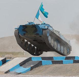Армейские игры-2018 на полигоне Матыбулак