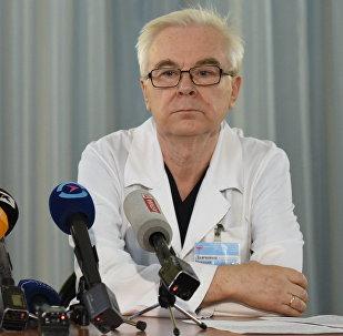 Пресс-конференция по найденному без сознания у ВОАД в Алматы 4-летнему мальчику