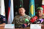 Генерал-майор Алмаз Джумакеев