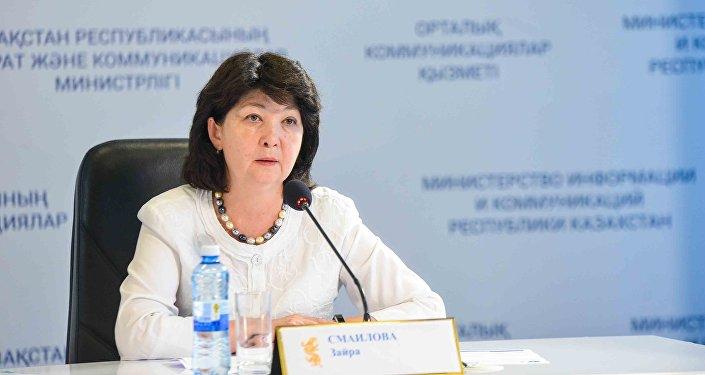 Медицинский директор компании Ratiopharm Kazakhstan Зайра Смаилова