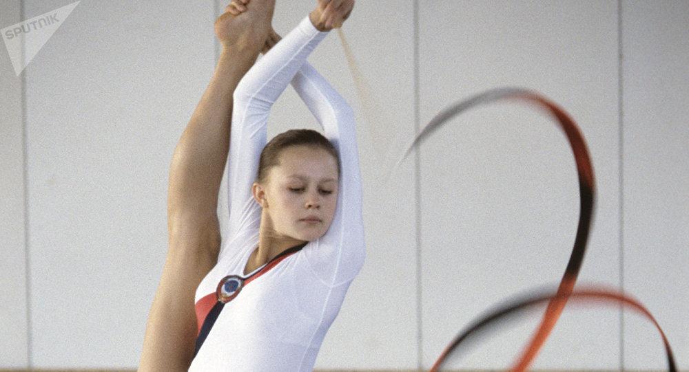 Легендарная гимнастка проведет мастер-класс в Актау