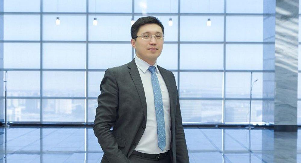 Управляющий директор по экономике и финансам фонда Самрук-Казына Ернар Жанадил