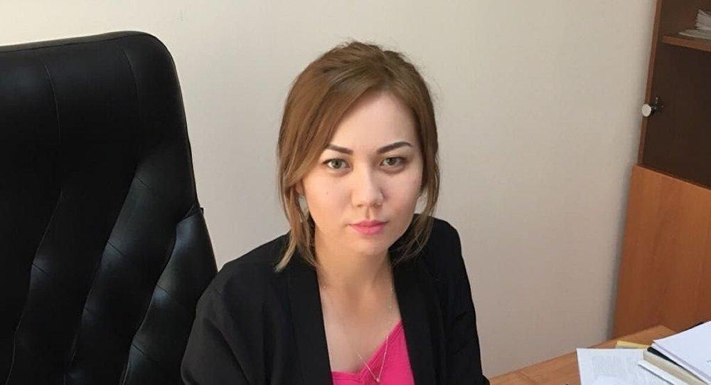 Жазира Асанова