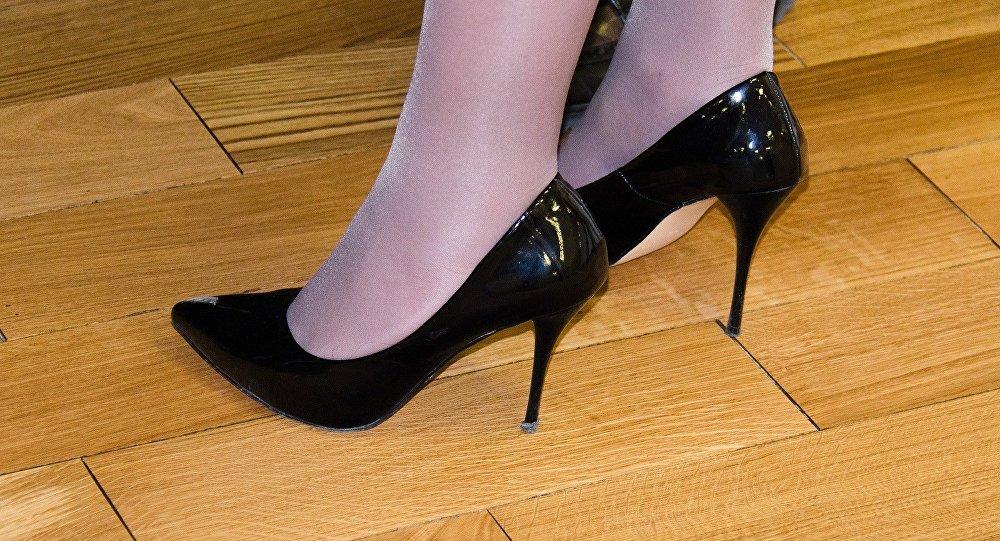 Туфли, иллюстративное фото