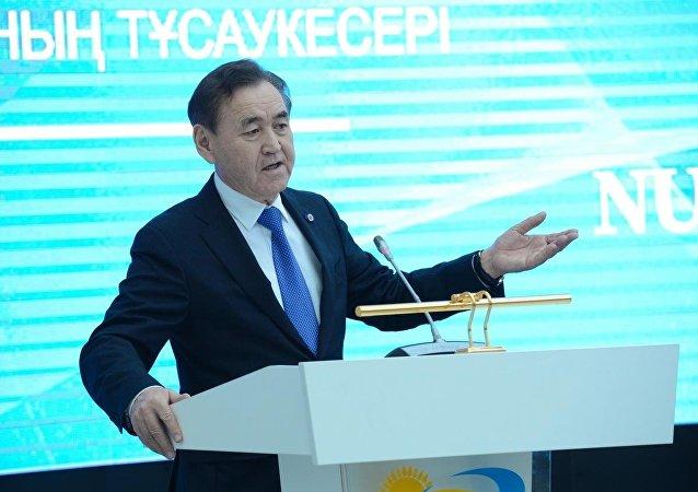 Начальник Канцелярии первого президента РК Махмуд Касымбеков