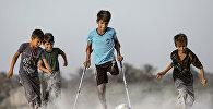 Тайсир Махди, Ирак. Номинация Спорт, название фото Желание жить
