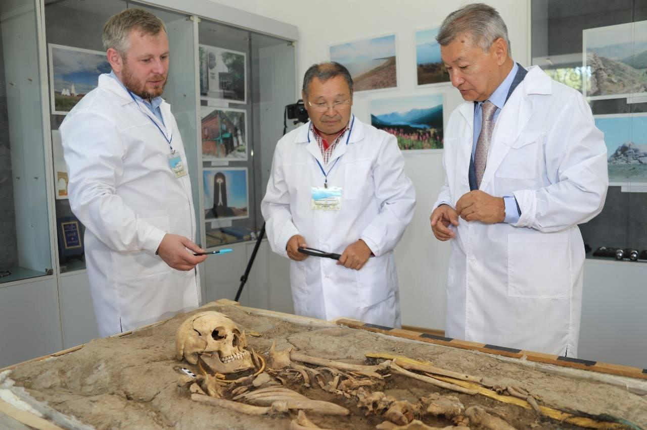 Находка датируется VIII-VII веками до нашей эры