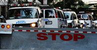Автомобили полиции в США, архивное фото